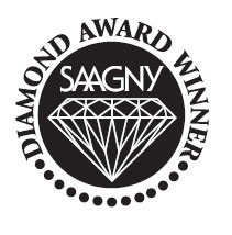Amsley Receives Diamond Award