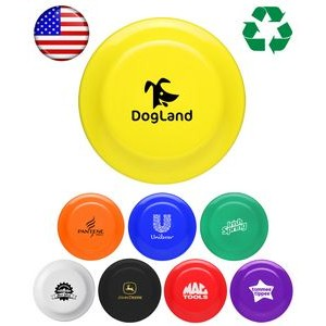 "USA Made 9"" Flying Disc"