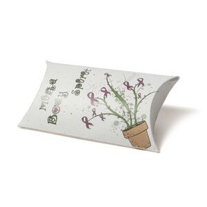 Seed Paper Pillow Box