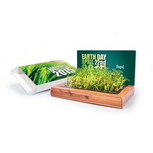 Earth Day Plant-A-Gram Planting Kit - Stock Design C