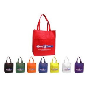 "NW Tote Bag 15""x14""x5"" with 24""x1"" handle"