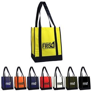 "NW Tote Shopping Bag 13""x13""x5"" with 24""x1"" handle"